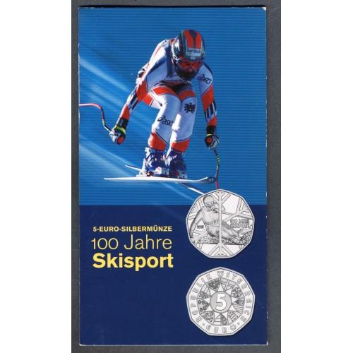 AUSTRIA 5 Euro 2005 AG...