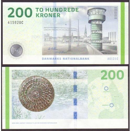 DENMARK 200 Kroner 2013