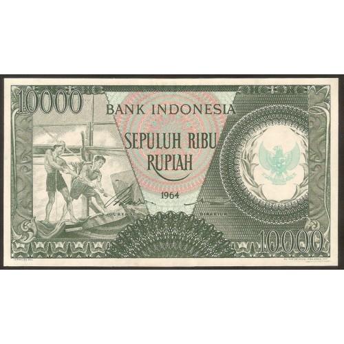 INDONESIA 10.000 Rupiah...