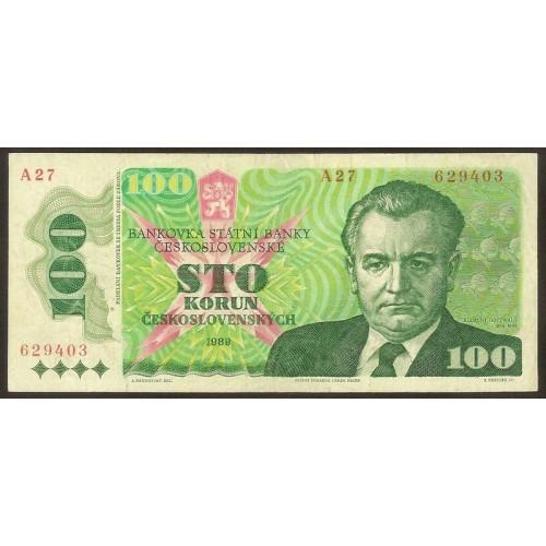 CZECHOSLOVAKIA 500 Korun 1946