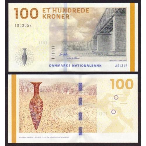 DENMARK 100 Kroner 2013