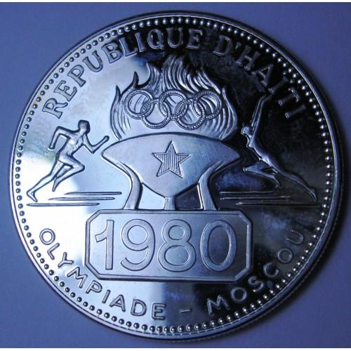 HAITI 50 Gourdes 1977...