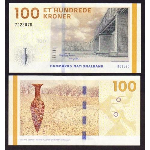 DENMARK 100 Kroner 2015