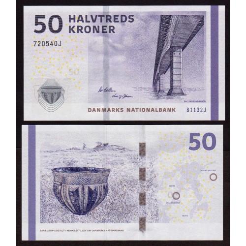 DENMARK 50 Kroner 2013