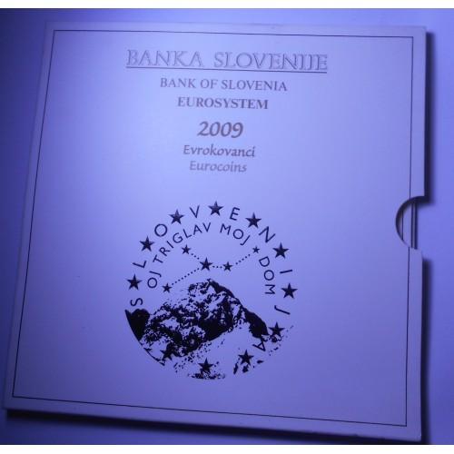SLOVENIA Set 2009 Official...