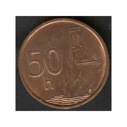 SLOVAKIA 50 Halierov 2005