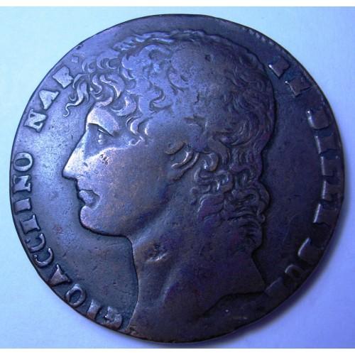 GIOACCHINO MURAT 3 Grana 1810
