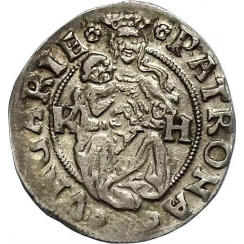 HUNGARY Denar 1507...