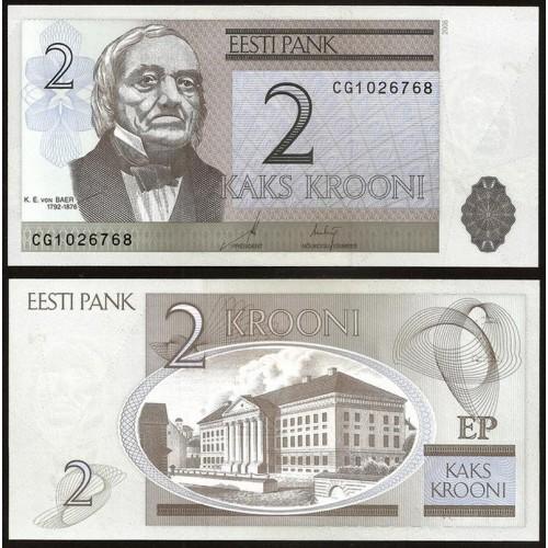 ESTONIA 2 Krooni 2006
