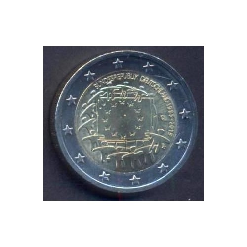 GERMANY 2 Euro 2015 D 30Th...