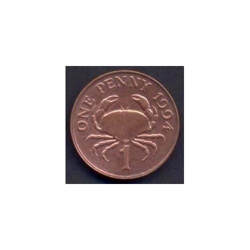 GUERNSEY 1 Penny 1994