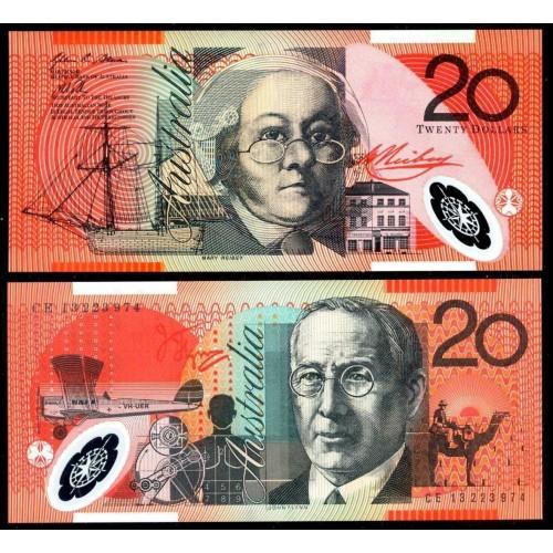 AUSTRALIA 20 Dollars 2013...