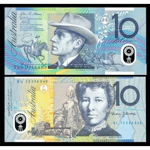 AUSTRALIA 10 Dollars 2012...