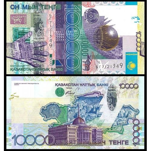 KAZAKHSTAN 10.000 Tenge 2006