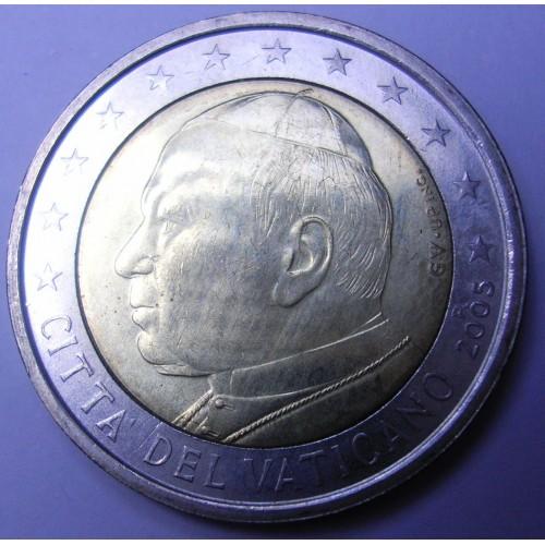 VATICANO 2 Euro 2005