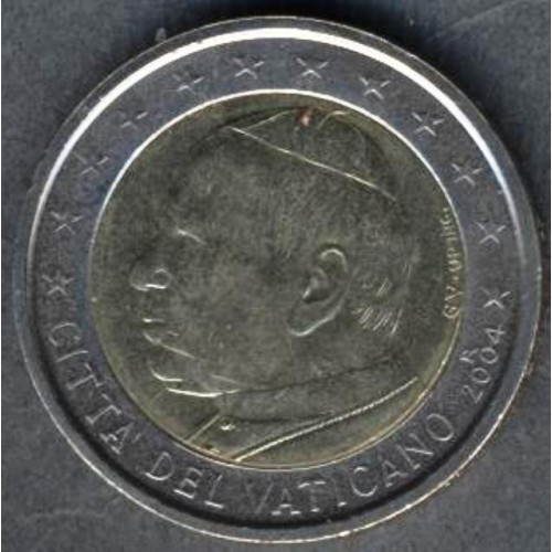 VATICANO 2 Euro 2004