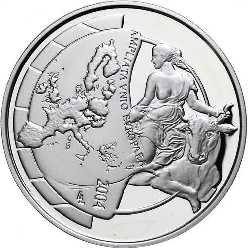 BELGIUM 10 Euro 2004...