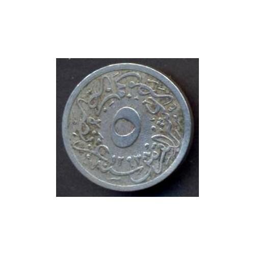 EGYPT 5/10 Qirsh AH 1293/30