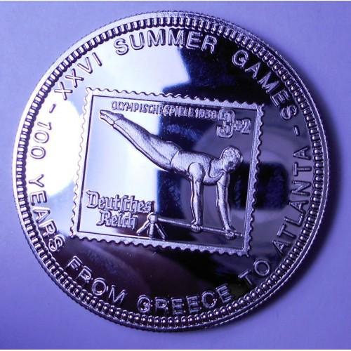 UGANDA 1000 Shillings 1996...