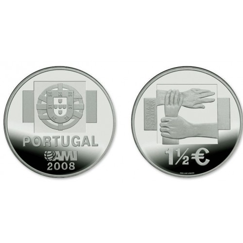 PORTUGAL 1,50 Euro 2008...