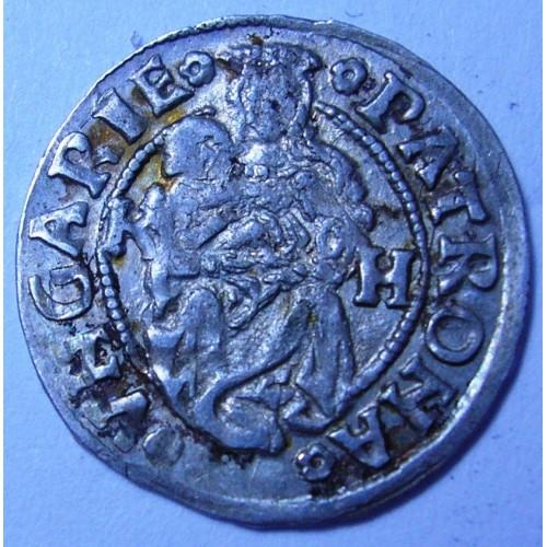 HUNGARY Denar 1508...
