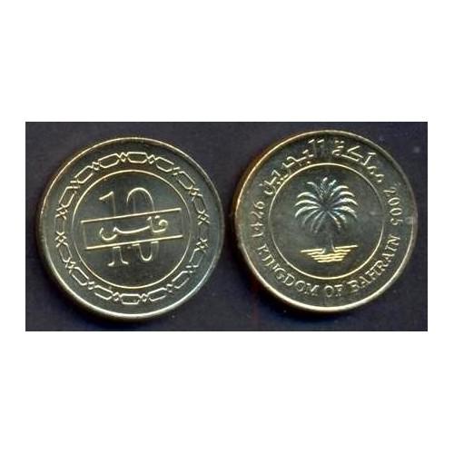 BAHRAIN 10 Fils 2005