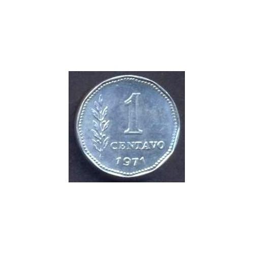 ARGENTINA 1 Centavo 1971