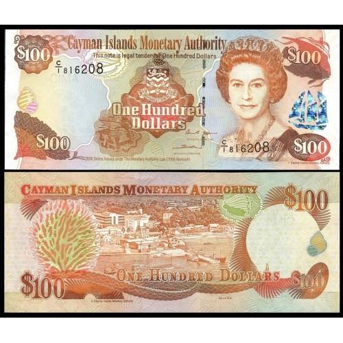 CAYMAN ISLANDS 100 Dollars...