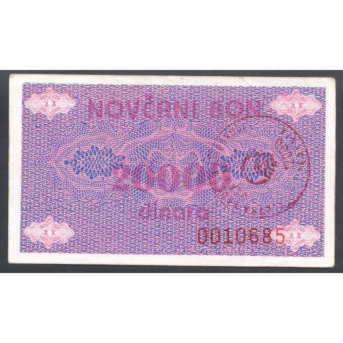 BOSNIA HERZEGOVINA 20.000...