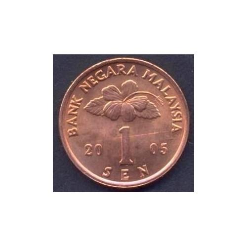 MALAYSIA 1 Sen 2005