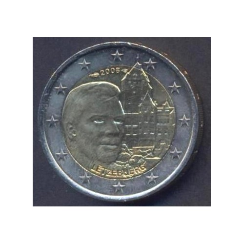 LUXEMBOURG 2 Euro 2008...
