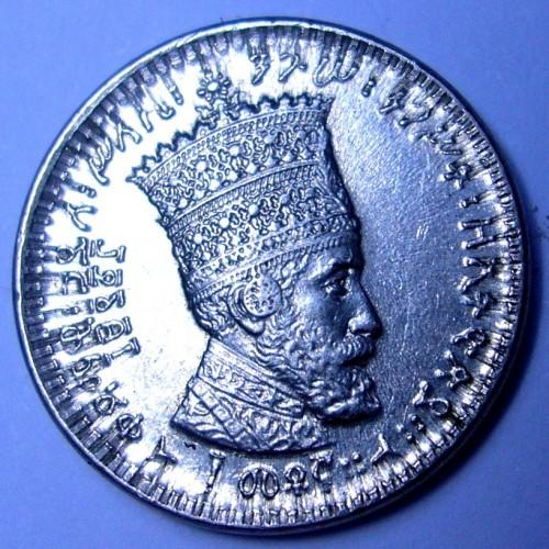ETHIOPIA 10 Matonas EE 1923...