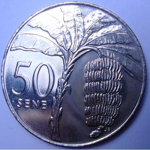 SAMOA 50 Sene 2002
