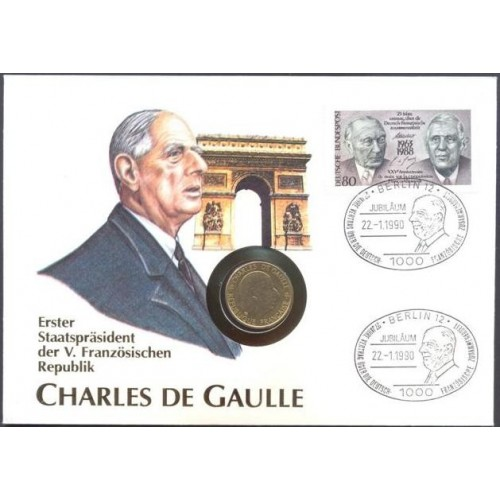 NUMISBRIEF Charles De...