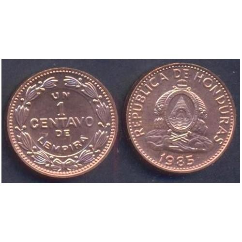 HONDURAS 1 Centavo 1985