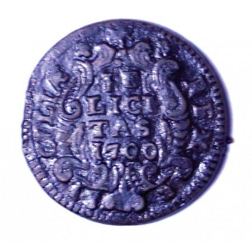 CARLO II Grano 1700