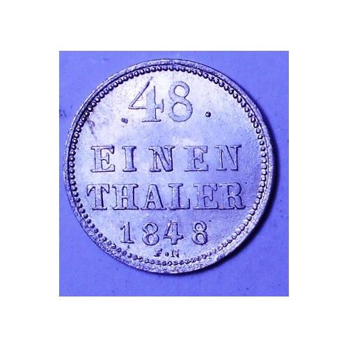 MECKLENBURG SCHWERIN 1/48...