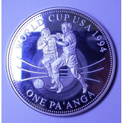 TONGA 1 Pa'anga 1994 World...