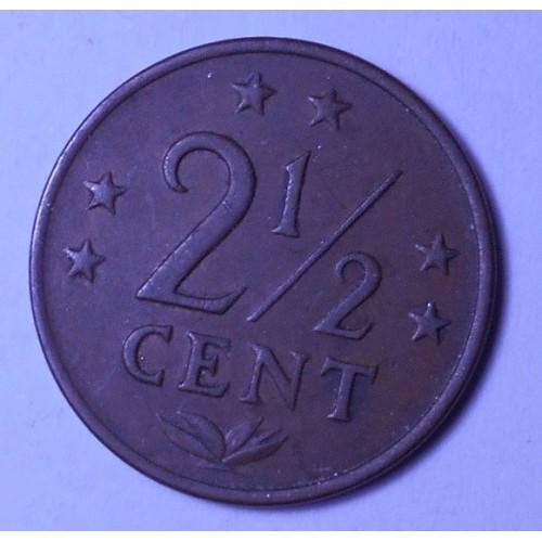 NETHERLANDS ANTILLES 2 1/2...