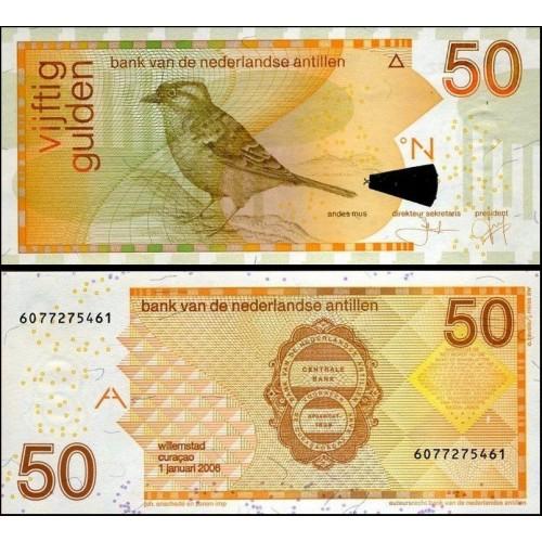 NETHERLANDS ANTILLES 50...