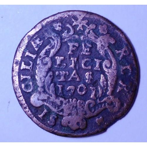 FILIPPO V Grano 1701
