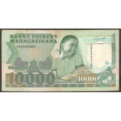 MADAGASCAR 10.000 Francs -...