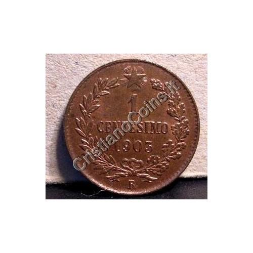 1 Centesimo 1903