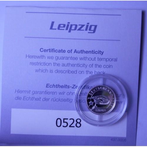 LIBERIA 1 Dollar 2004...