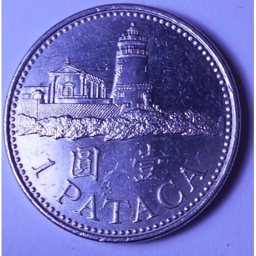 MACAO 1 Pataca 2005