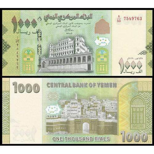 YEMEN ARAB REPUBLIC 1000...