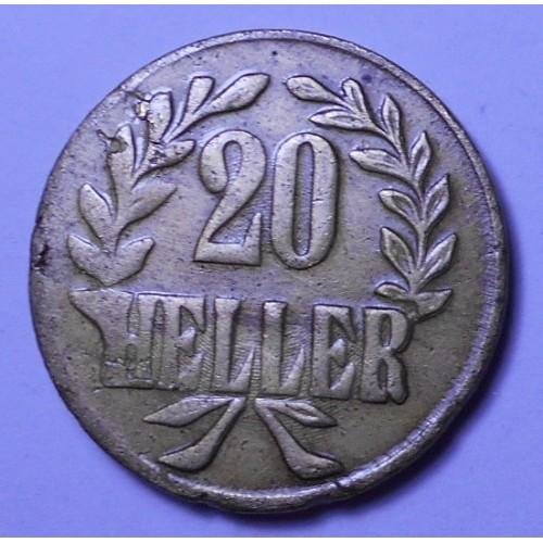 GERMAN EAST AFRICA 20...