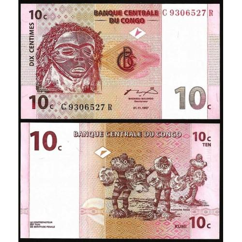 CONGO DEMOCRATIC 10...