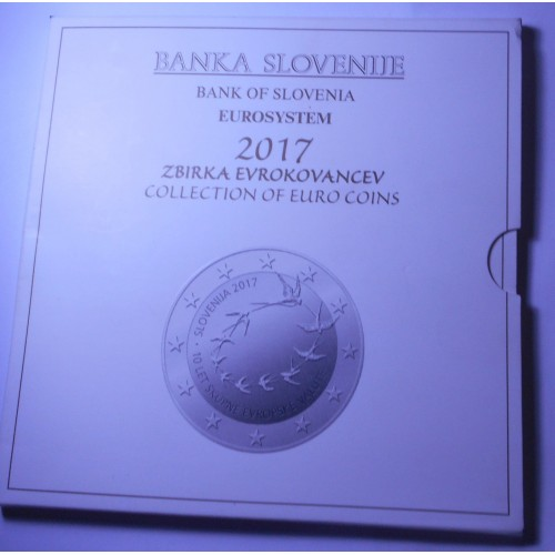 SLOVENIA Set 2017 Official...