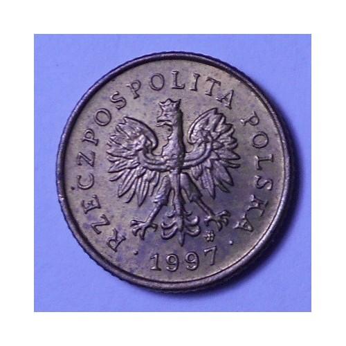 POLAND 1 Grosz 1997